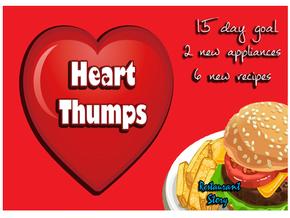 Heart Thumps - Restaurant Story Quest