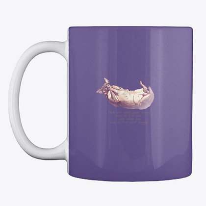 Ask not... - Mug