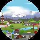 Sims 4 Mt. Komorebi Map