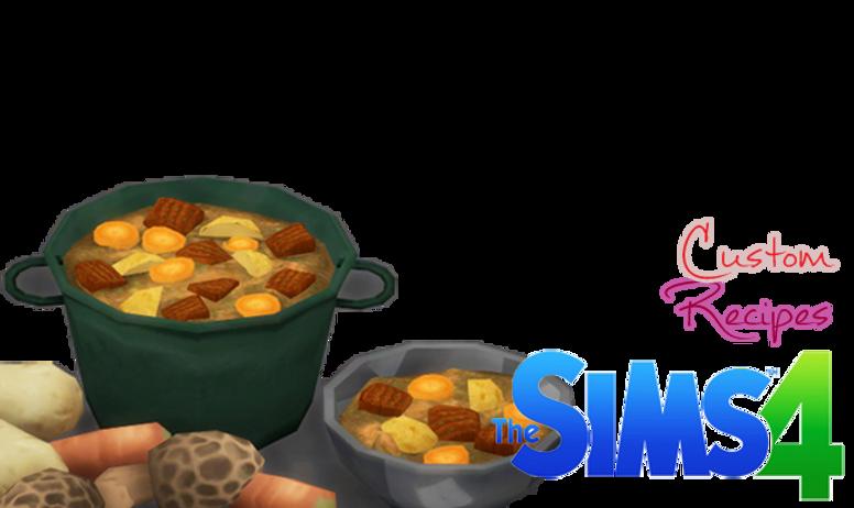 Sims 4 Custom Food Download