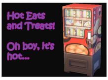 The Sims 4 Snowy Escape: Vending Machines