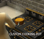 Sims 4 Custom Food Hot and Sour Soup