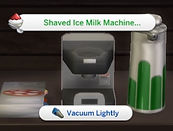 The Sims 4 CC Shaved Ice