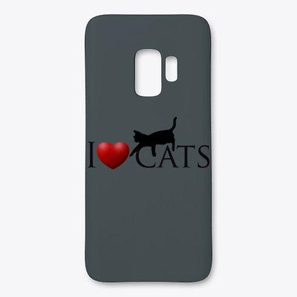 I love Cats - Samsung Case
