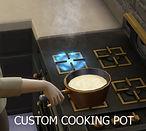 Sims 4 Custom Food Raita
