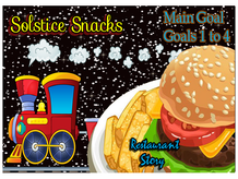 Solstice Snacks - Restaurant Story Quest
