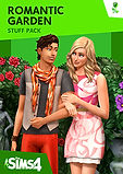 The Sims 4 Romantic Garden Stuff Pack