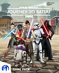 The Sims 4 Star Wars Journey to Batuu Game Pack