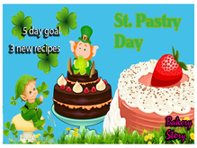 St. Pastry Day - Bakery Story Quest