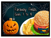 Faraway Fields - Restaurant Story Quest