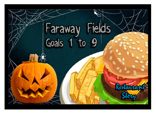 Faraway Fields - Restaurant Story Quest