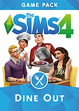 The Sims 4 Dine Out Game Pack