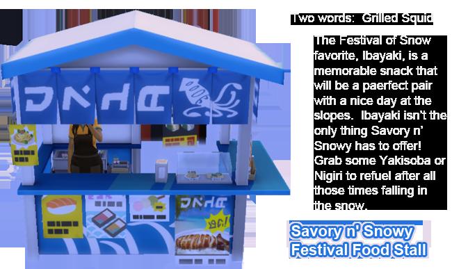 sims 4 snowy escape food stall savory n' snowy