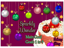 Sparkly Wonder - Bakery Story Quest
