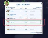 Sims 4 Custom Food Raspberry Pie