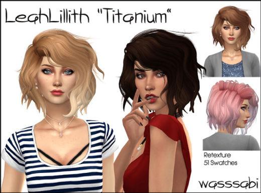 LeahLillith - Titanium