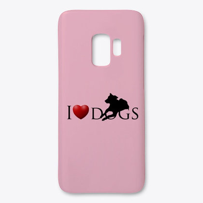 I Love Dogs - Samsung Case