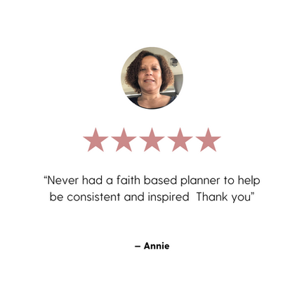 Annie's Testimonial