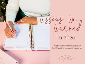 20 Lessons We've Learned in 2020