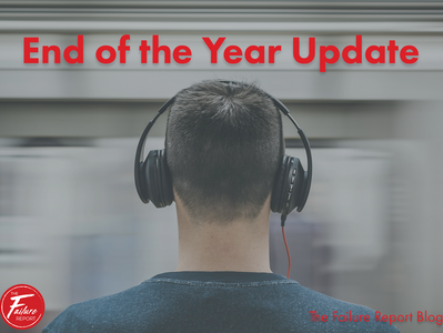 End of the Year Update
