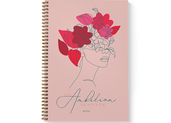 The Queen Mother of Ambition | Softcover A4