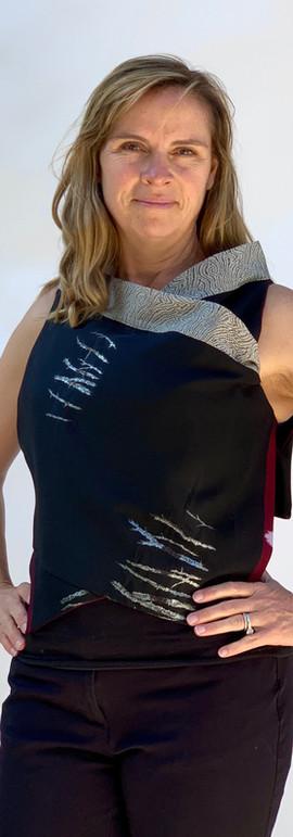 Reversible Vest / Scarf