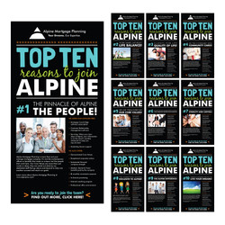 TOP TEN REASONS TO JOIN ALPINE