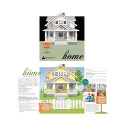 HOUSE TO HOME LOAN PROGRAM