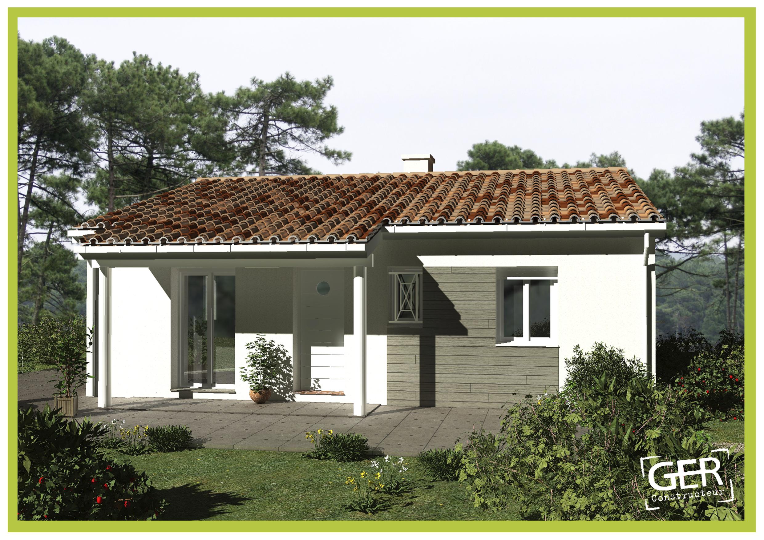 Construction maison Nature