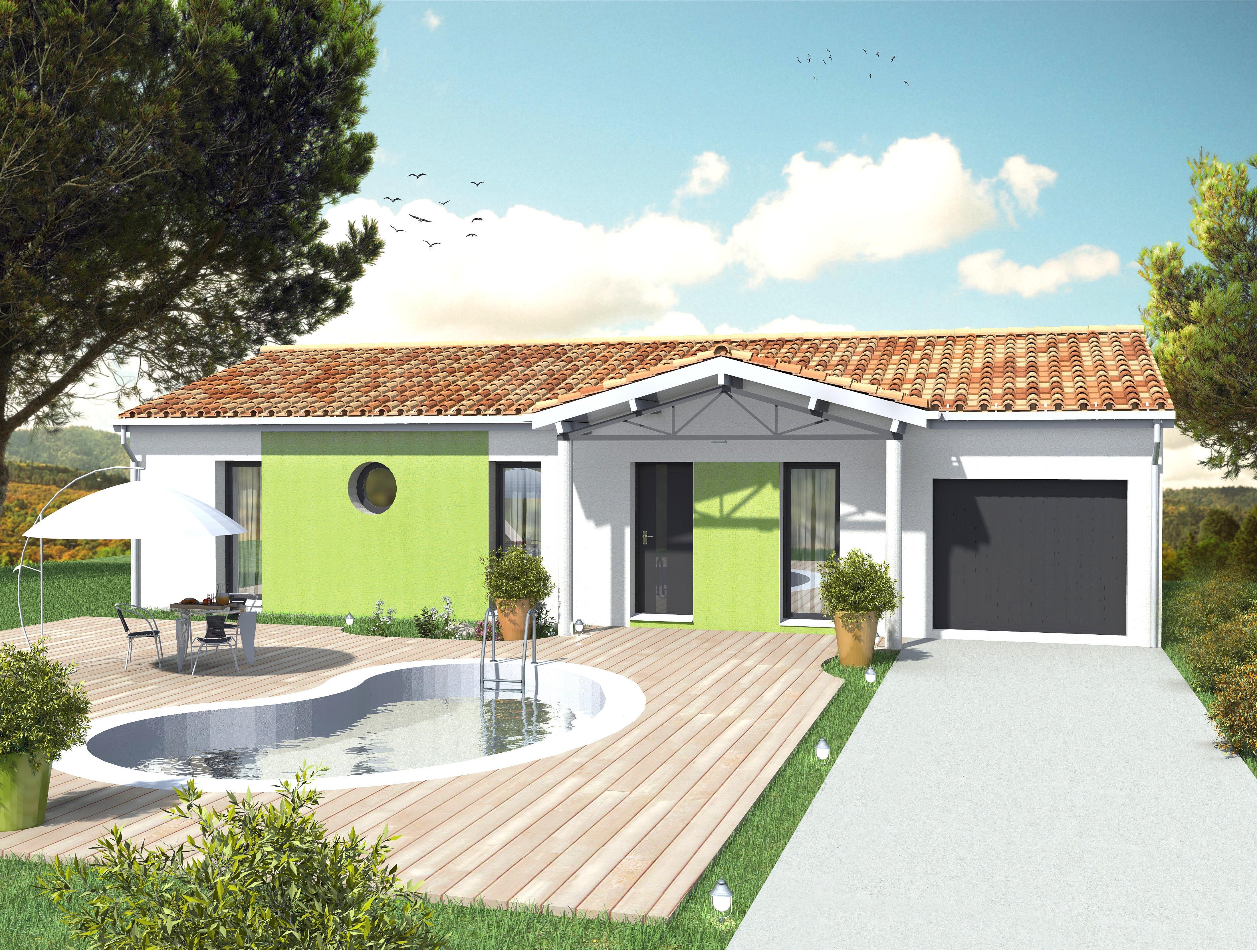 Maisons challenger constructeur de maisons neuves for Constructeur de maison 79