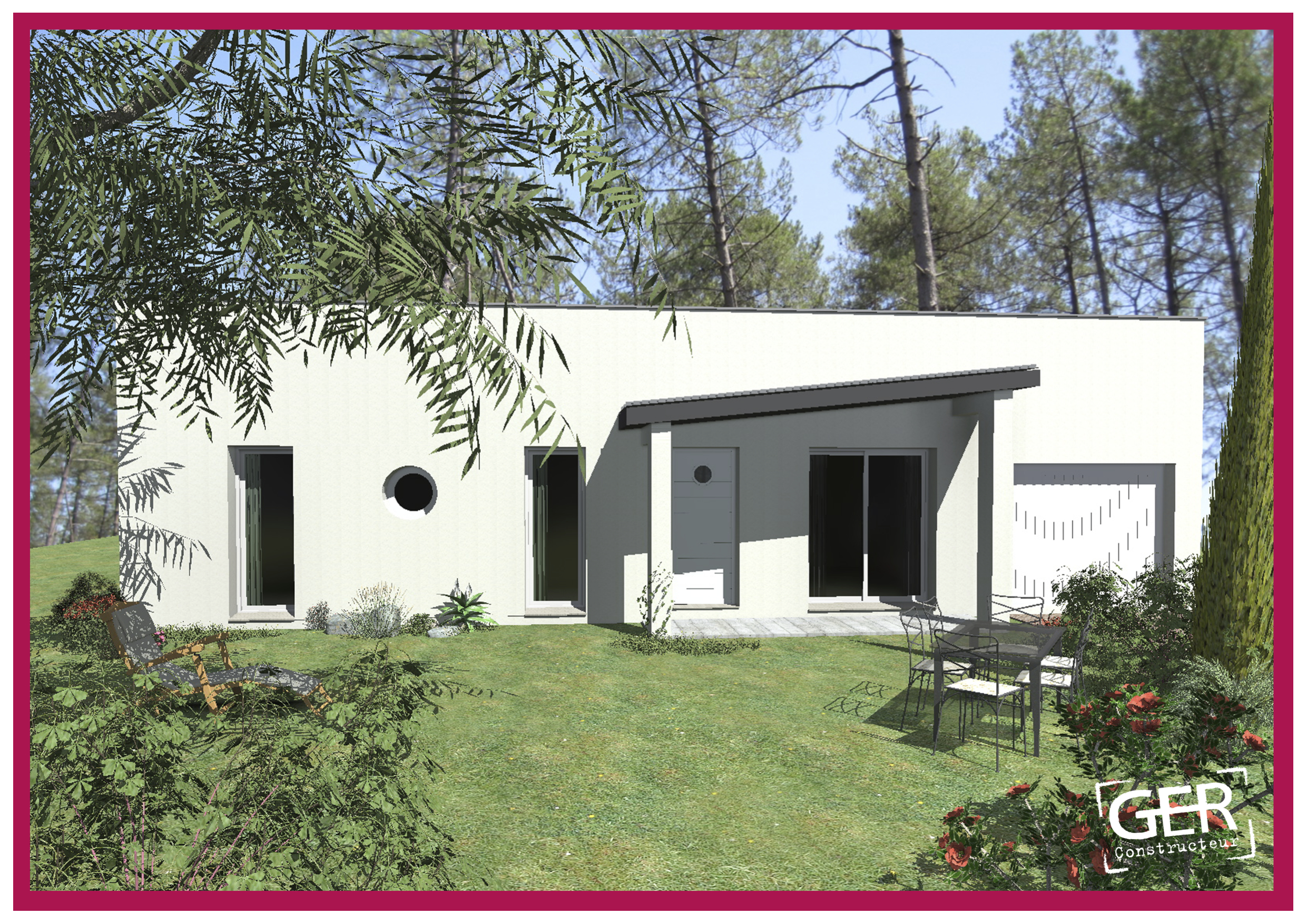 Maison Côté Archi