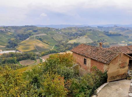 Na návštěvě v Piemonte