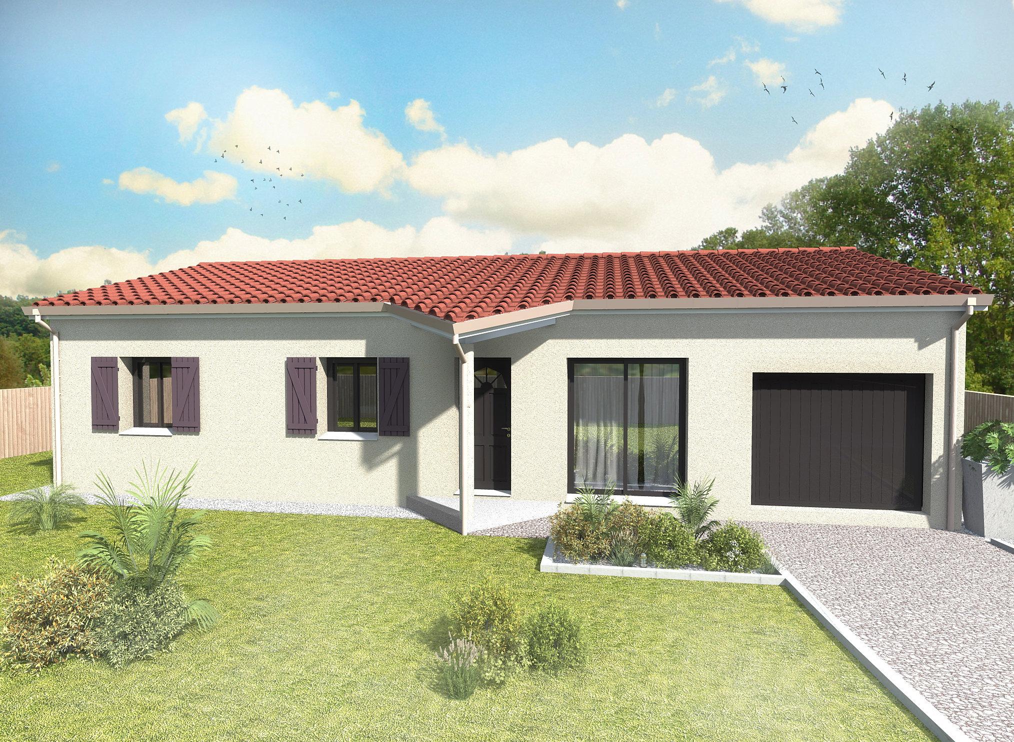 Constructeur maison individuelle agen for Constructeur de maison individuelle 60