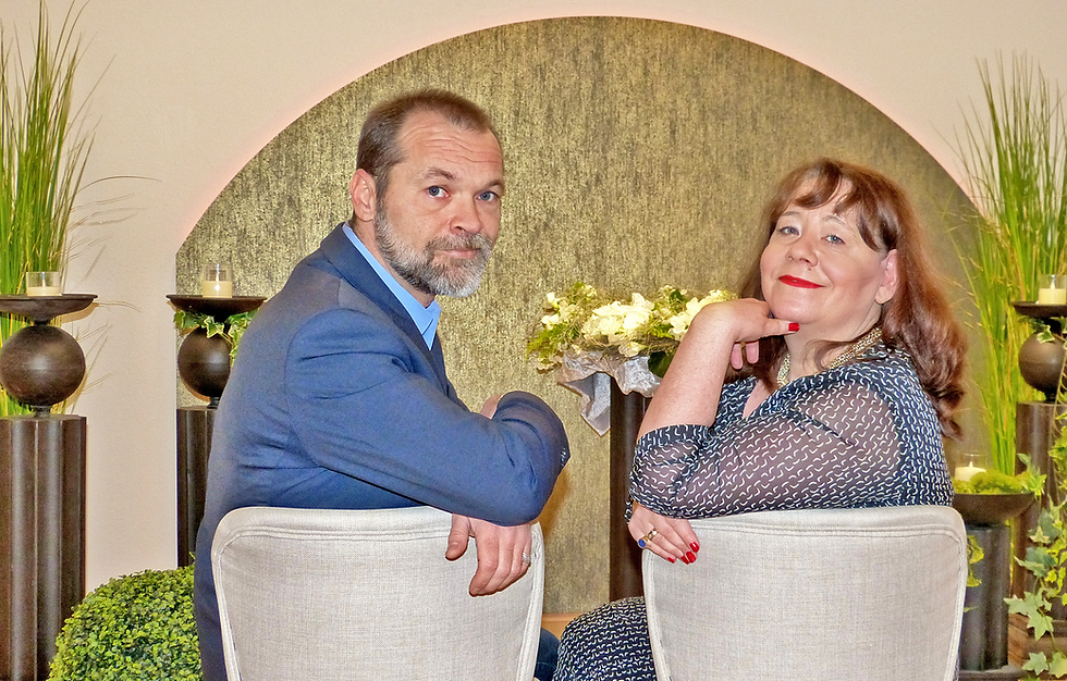 Kristina und Arne Zocher