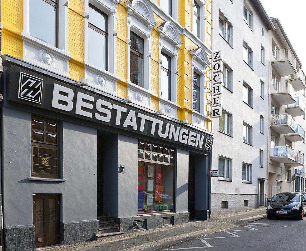 Zocher Bestattungen in Wuppertal