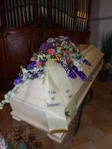 Trauerfloristik - Zocher Bestattungen