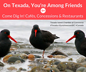 Texada Cafes, Restaurants_You're Among F