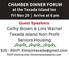 Chamber Dinner Forum-Oct 2019-Seniors Ho