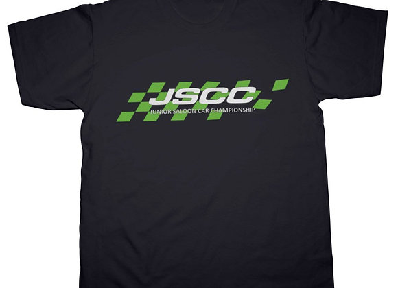JSCC Logo Tee - Adult (Black)