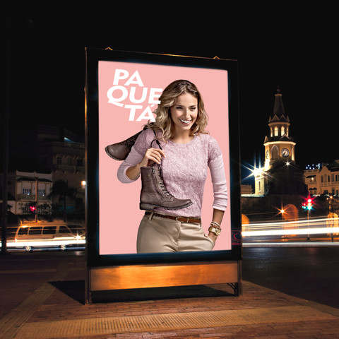 Billboard  I  PAQUETÁ SHOES