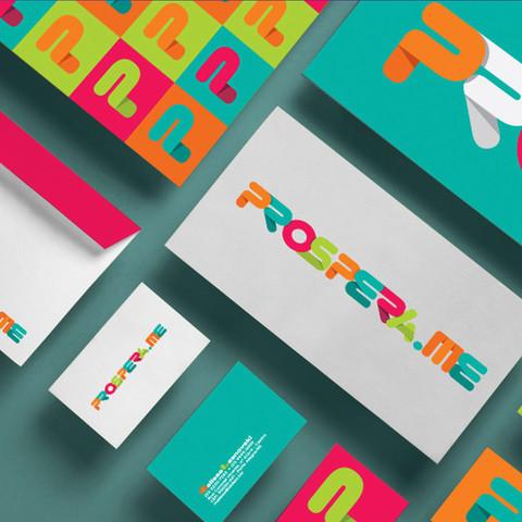 Branding (Brazil) - Prospera.me