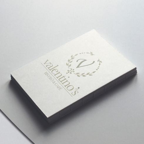 Branding (Brazil)- Valentino's Birstô & Café
