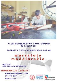 Pilotażowe Warsztaty modelarskie KMS