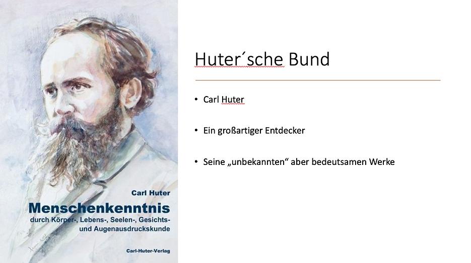 Carl Huber - der Dt. Entdecker