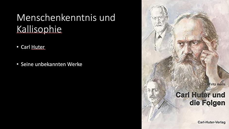 Carl Huter und die Nicht-Folgen