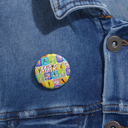 Limited Edition SMARTS 2020 Pin Buttons