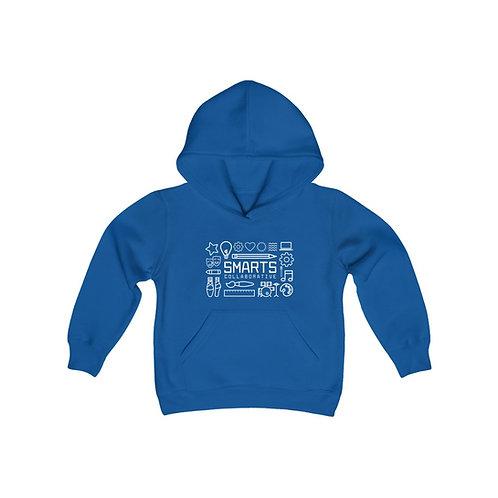 Kids Heavy Blend Hooded Sweatshirt