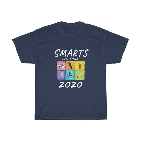 Limited Edition SMARTS 2020 Adult T-Shirt - Unisex