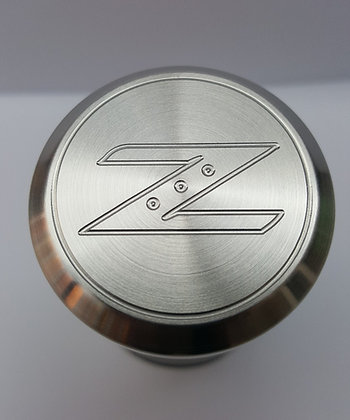 CUSTOM MADE NISSAN 350Z ALLOY GEAR KNOB ( Z )
