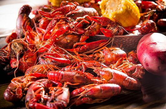 Crawfish, Crawfish Boil, Cajun Fest